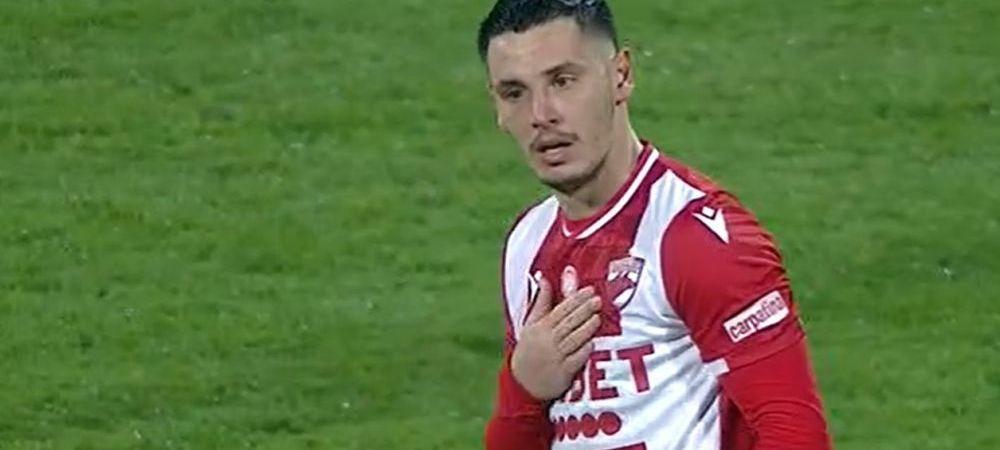 Paul Anton, dorit de un club din playoff! Care e suma pe care trebuie sa o plateasca pentru jucatorul lui Dinamo