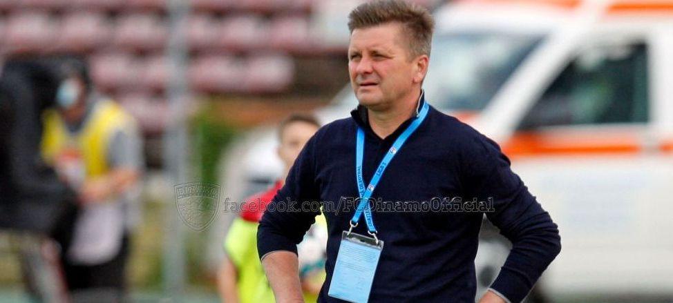 """Dusan Uhrin arunca bomba la Dinamo: """"Nu am fost platit. Nu suntem deloc pe drumul cel bun!"""" Declaratiile antrenorului ceh despre viitorul clubului"""