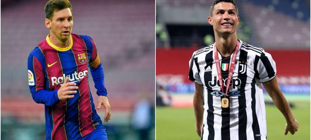 Hagi si-a facut super-echipa la FIFA! Messi si Ronaldo, colegi in atacul letal al 'Regelui'!Surprize mari in primul 11 ales