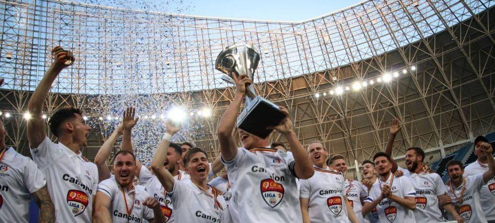 """FCU Craiova ameninta Liga 1! """"Trebuie sa vina 10 jucatori. Sunt peste nivelul campionatului"""""""