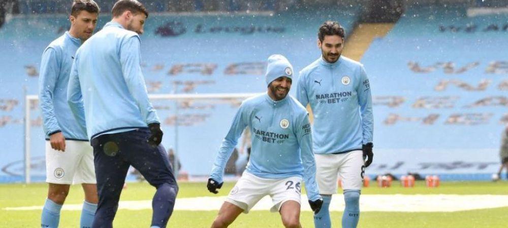 Dupa Aguero si Garcia, Laporta mai are in vizor trei jucatori de la City! Fotbalistii lui Guardiola pe carea pus ochii presedintele catalan