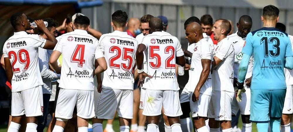 Hermannstadt a facut anuntul oficial privind viitorul echipei! Ce se va intampla cu clubul din Sibiu dupa retrogradare