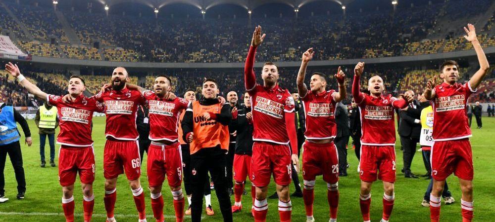 Dinamo face patru transferuri! Care sunt jucatorii care se intorc pe Stefan cel Mare