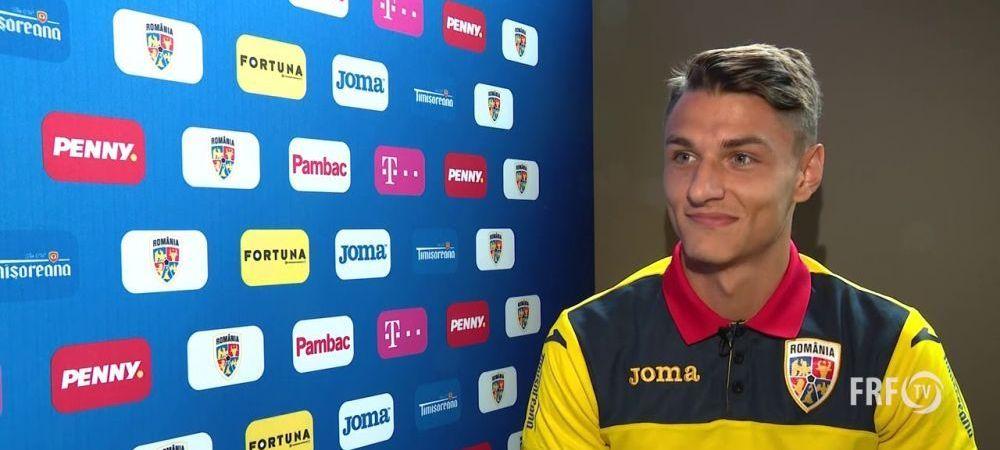 """Ionel Ganea analizeaza jocul fiului sau dupa golul marcat cu Australia! """"Nu-mi place ca se cam relaxeaza"""""""