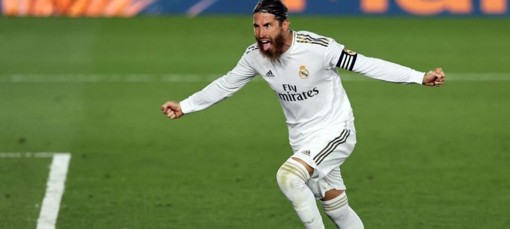 Pleaca sau nu Ramos? Fundasul s-a razgandit si ar putea ramane la Real! Cine are decizia finala