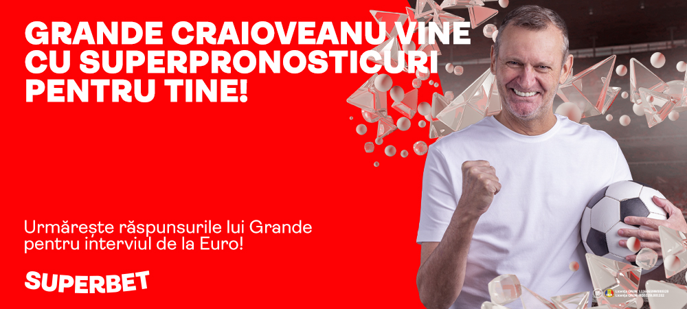 (P) Gica Craioveanu isi sustine favorita in maratonul EURO!