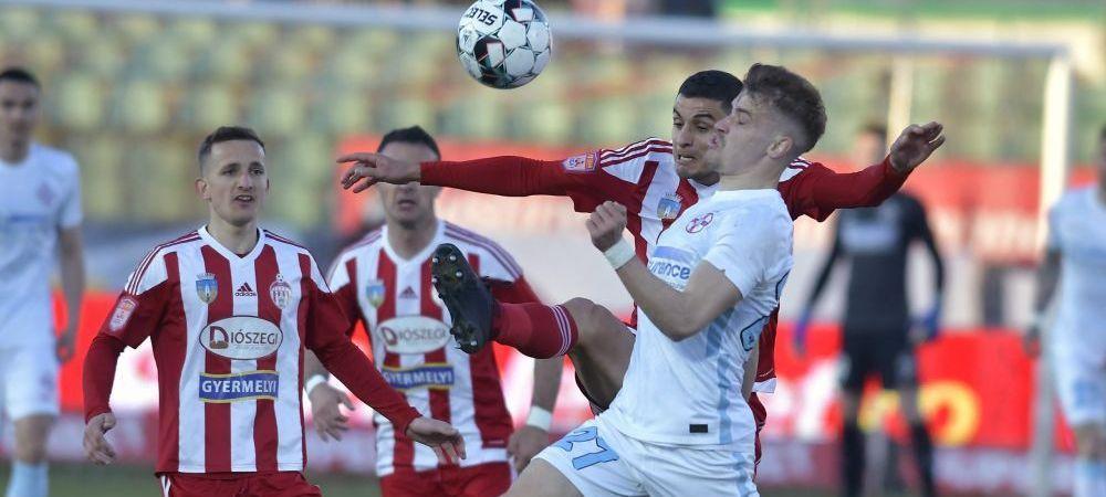 Sepsi a mai transferat inca un jucator! Cu ce fotbalist din playoff se intaresc pentru cupele europene