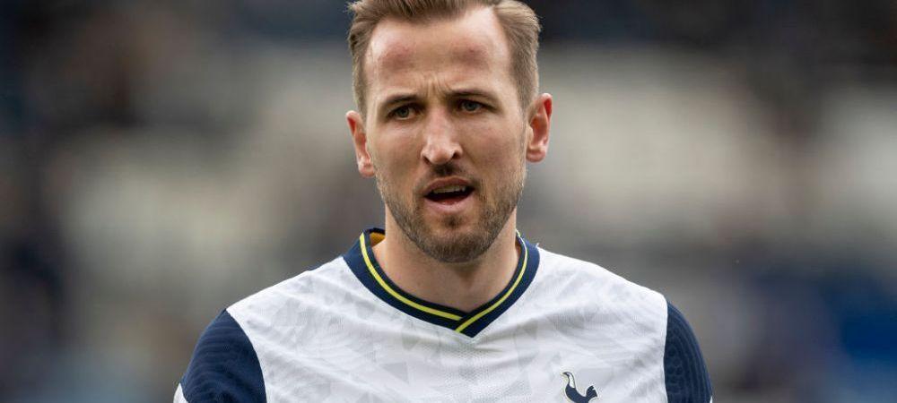 Bomba pe piata transferurilor! Chelsea si City se bat pentru semnatura lui Harry Kane. Ce oferte i-au facut cele doua cluburi lui Tottenham