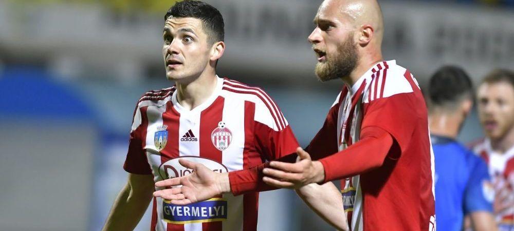 """Reactia patronului lui Sepsi dupa ce Andrei Dumiter a refuzat sa semneze cu FCSB: """"Noi deja ne-am inteles cu clubul!"""" Ce decizie a luat Laszlo Dioszegi"""