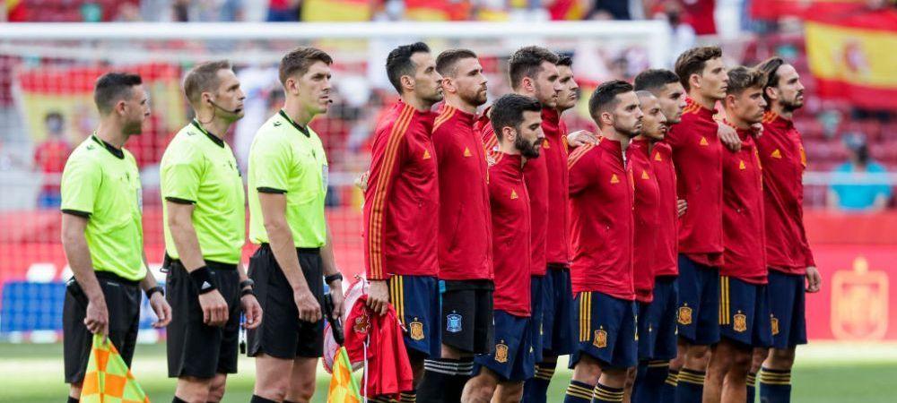 Decizie de ultima ora luata de Spania dupa ce doi jucatori din lot au fost depistati pozitiv! Anuntul facut de Ministerul Sanatatii