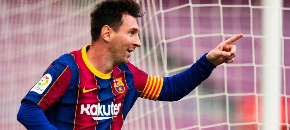 Anuntul momentului in fotbal mondial! Destinatie surpriza pentru Lionel Messi. Detalii de ultima ora despre clubul la care ar putea ajunge