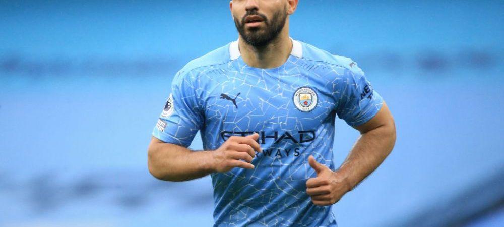 Sergio Aguero, cadouri de100.000 de lire sterline pentru membrii clubului Manchester City. Ce a facut unul dintre ei cu masina primita