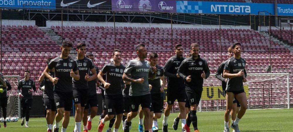 E oficial! CFR Cluj a anuntat numele noului fotbalist care a semnat cu gruparea din Gruia