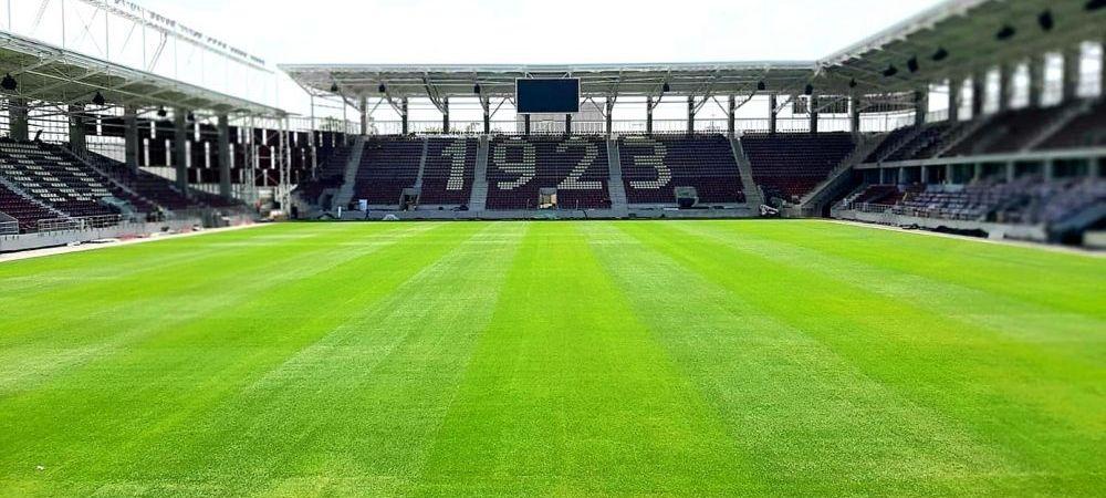 "Rapid a ales stadionul pe care va juca pana la inaugurarea noii arene din Giulesti: ""Vom incerca sa jucam acolo!"""