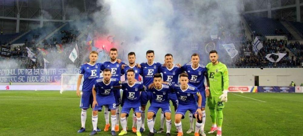 FCU Craiova s-a despartit de un alt jucator! Cine sunt ceilalti doi fotbalisti aflati pe lista neagra