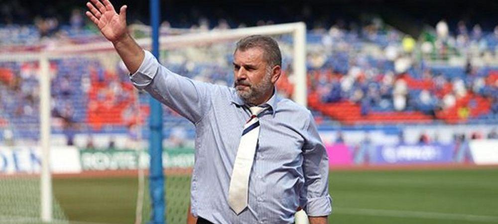 Un necunoscut, adus ca sa ii detroneze pe Rangers si Ianis Hagi!Australianul Postecoglou este noul antrenor al lui Celtic Glasgow