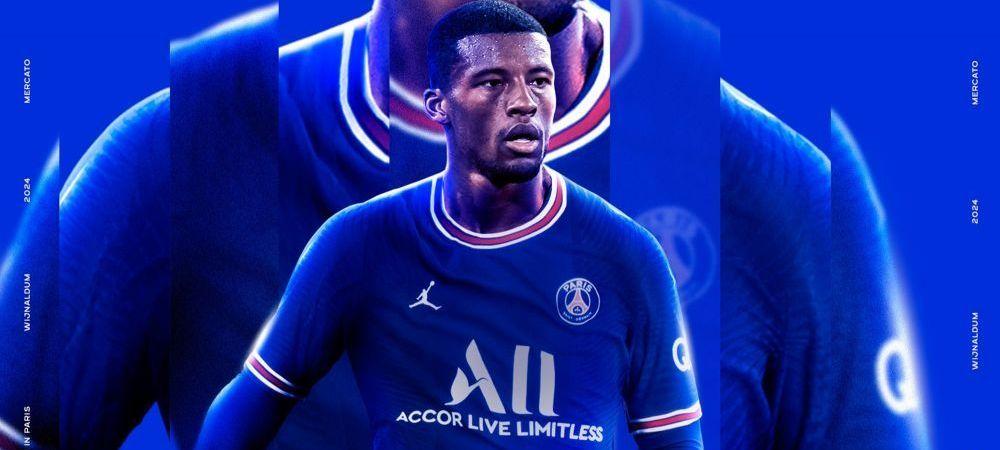 Wijnaldum a semnat cu PSG! Anuntul oficial facut de clubul francez