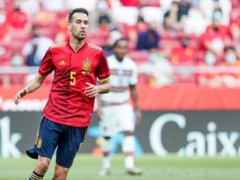 Luis Enrique a vorbit despre situatia capitanului Busquets! Ce a spus selectionerul Spaniei