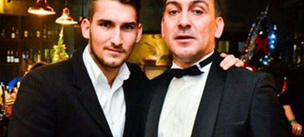 Fiul lui Ilie Dumitrescu, condamnat la doi ani si patru luni de inchisoare cu suspendare pentru trafic de droguri