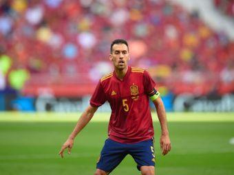 """""""Sigur va fi in lot!"""" Luis Enrique, optimist in cazul lui Busquets! Ce a spus despre capitanul Spaniei"""