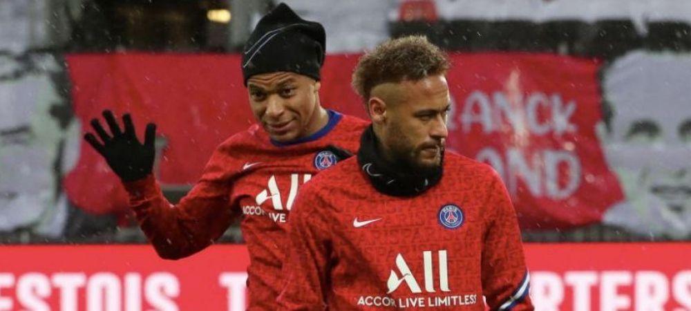 Asta este anuntul momentului! Neymar i-a blocat transferul lui Mbappe la Real Madrid! Ce a putut sa faca