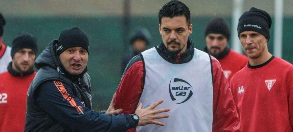 Adi Petre, out de la UTA Arad dupa numai 4 luni! Clubul a facut anuntul: 11 jucatori au plecat