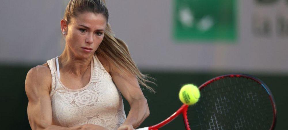 Vila Camilei Giorgi din Florenta a fost sparta de o banda de hoti in timp ce numarul 80 WTA dormea, alaturi de parinti: paguba totala suferita de Giorgi