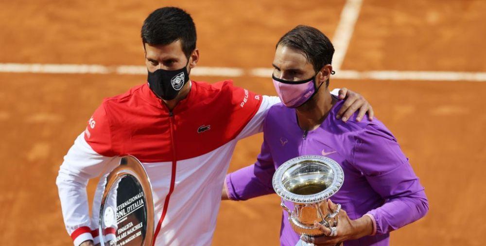 Ziua Z la Roland Garros: Rafael Nadal se bate cu Novak Djokovic pentru un loc in finala! 2 motive pentru care sarbul poate reusi surpriza