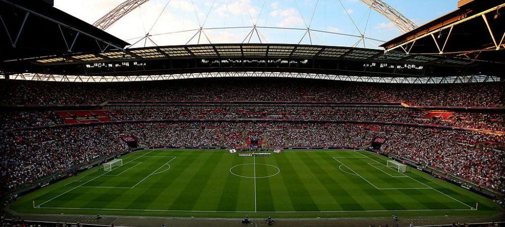 Englezii viseaza la 40 de mii de suporteri pe Wembley din optimile de finala ale Campionatului European