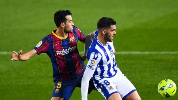Catalanii i-au gasit inlocuitor lui Sergio Busquets! Fotbalistul trecut pe la Dortmund, chemat la Barcelona sa faca istorie