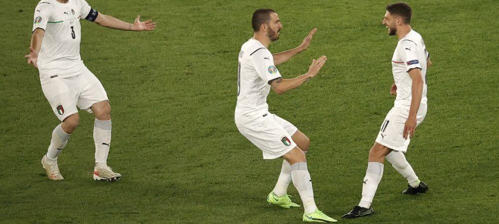 Turcia - Italia: Cele mai frumoase imagini de la meciul de deschidere al EURO 2021 GALERIE FOTO