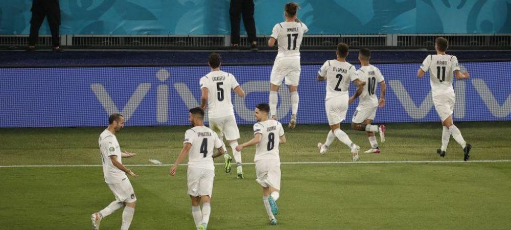 Prima reactie a lui Roberto Mancini dupa victoria Italiei! Care a fost elementul crucial al triumfului