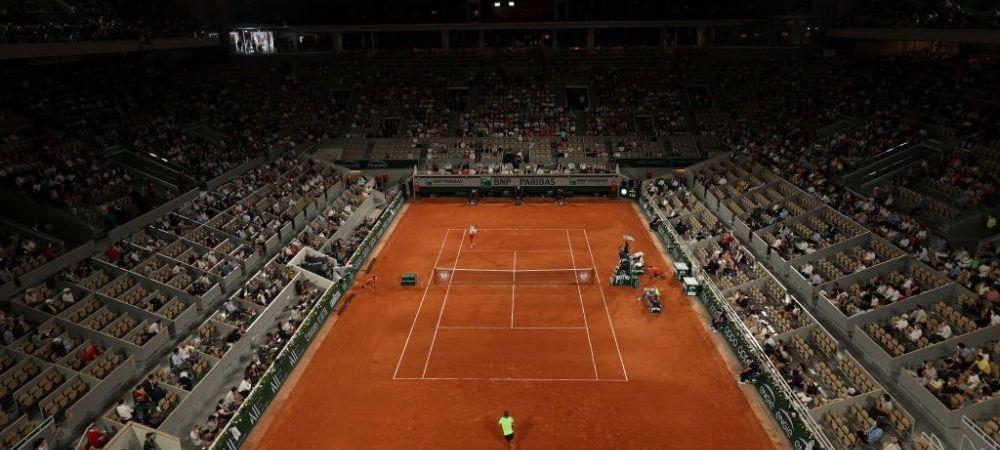 Nadal si Djokovic fac legea in Franta, la propriu si la figurat! Autoritatile franceze au facut o exceptie pentru spectatori si i-au lasat sa vada meciul dupa ora de stingere