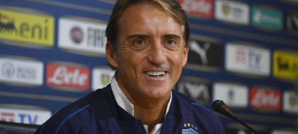 """Este doar meritul nostru!"" Roberto Mancini si-a felicitat fotbalistii dupa victoria clara obtinuta in fata Turciei"