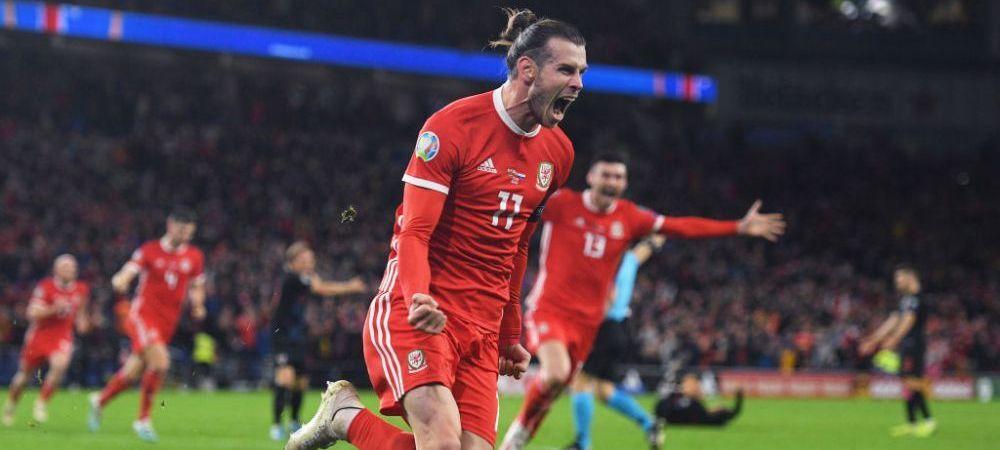 "Toate privirile, atintite spre Gareth Bale! Galezul debuteaza astazi la Euro: ""Mi se potriveste perfect, sunt pregatit!"""