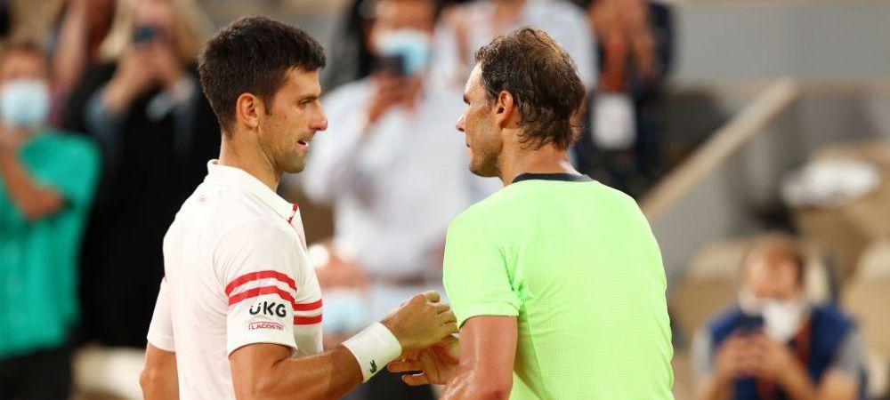 """Reactia de mare campion a lui Rafael Nadal dupa esecul dureros din semifinala de la Roland Garros: """"Nu incape indoiala: Novak Djokovic a meritat sa castige!"""""""