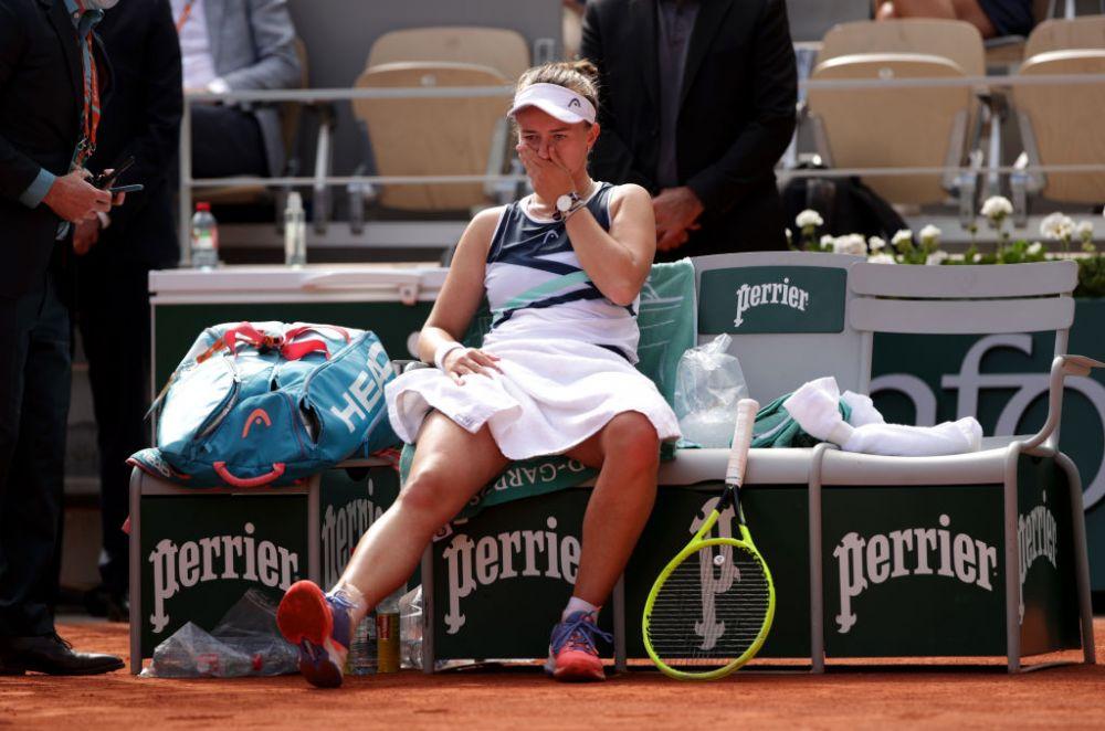 Barbora Krejcikova (33 WTA) este noua campioana la Roland Garros! Favorita Simonei Halep, Anastasia Pavlyuchenkova a cedat finala in 3 seturi