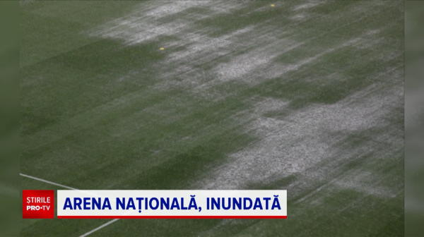 Ce se intampla acum cu gazonul de pe National Arena si cine a luat decizia ca acoperisul sa nu fie tras