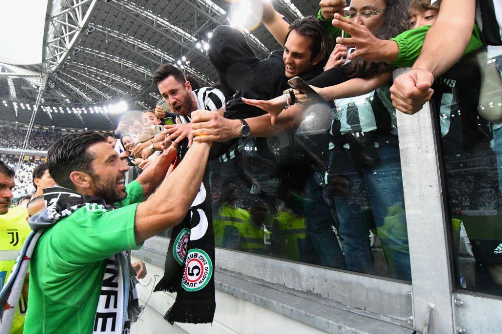 Mutarea momentului in fotbalul international! Man si Mihaila vor face echipa cu Buffon