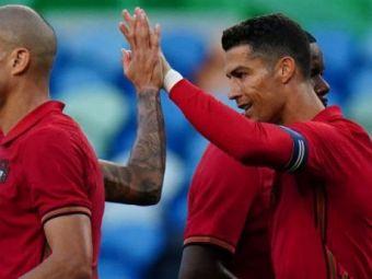 Caz de Covid-19 la nationala Portugaliei! Fernando Santos a chemat de urgenta un alt jucator