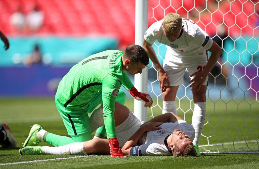 VIDEO   Harry Kane, aproape de un accident horror! Ce a patit starul nationalei Angliei