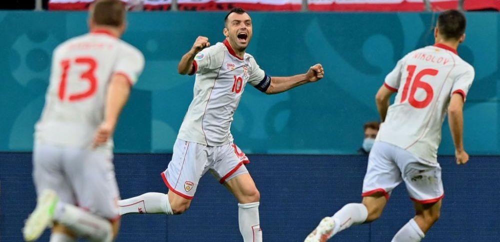 Cifre impresionante bifate de Pandev, dupa golul de la Bucuresti! Ce borne a atins atacantul macedonean