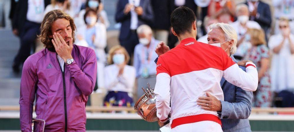 """Novak Djokovic cucereste din nou Parisul si se apropie la un Grand Slam de recordul lui Federer si Nadal, dar se gandeste la retragere?! """"Sper sa mai joc aici o data sau de doua ori!"""""""