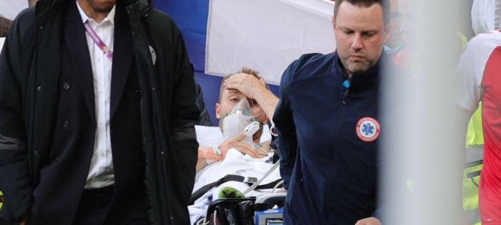 Eriksen a vorbit cu Gazzetta dello Sport! Prima reactie dupa stopul cardiac pe care l-a suferit la Euro