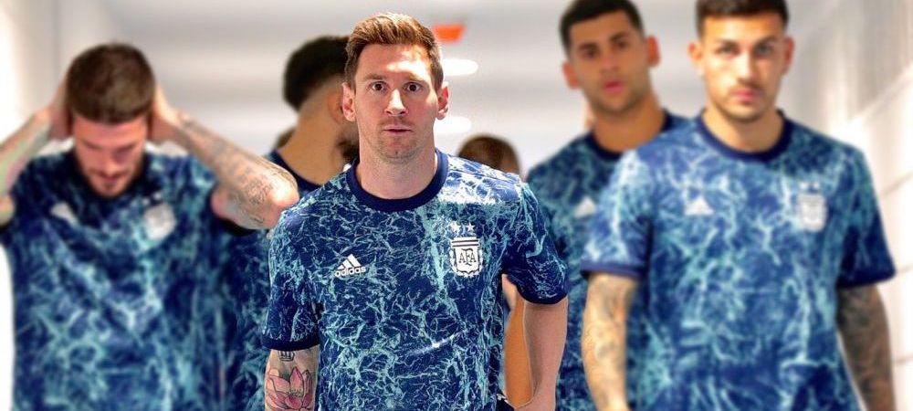Messi se teme de Covid inaintea primului meci la Copa America! Explozie de cazuri printre adversarele Argentinei