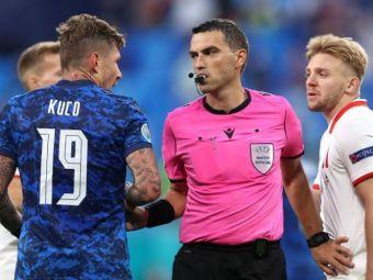 Polonia lui Lewandowski s-a incurcat cu Slovacia! Szczesny a trimis in propria poarta, iar Hategan a aratat primul cartonas rosu de la Euro! Aici ai tot ce s-a intamplat in Polonia 1-2 Slovacia