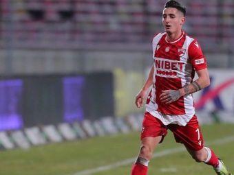 Steliano Filip nu va merge in cantonament cu Dinamo! Fundasul s-a operat si va lipsi in urmtoarea periada