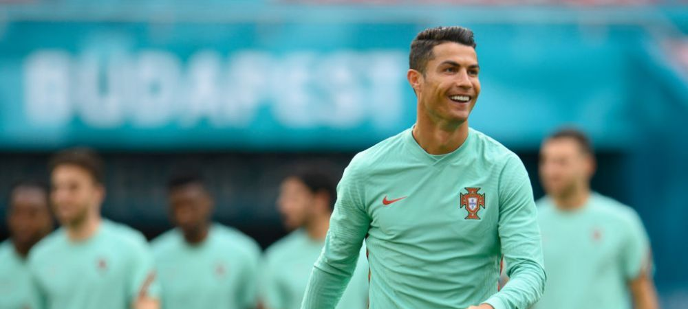 """Nu am nopti nedormite, indiferent de ce se va intampla!"" Cristiano Ronaldo a dat cartile pe fata inainte de primul meci de la Euro 2020"