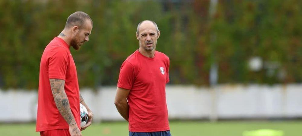 Bogdan Andone, aproape de revenirea in antrenorat! Tehnicianul e favorit sa preia banca unei echipe retrogradate din Liga 1