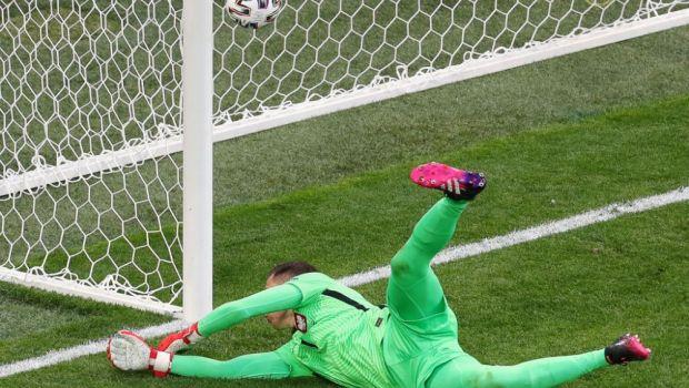Record negativ stabilit de Szczesny! Este primul portar care pateste asta la Euro